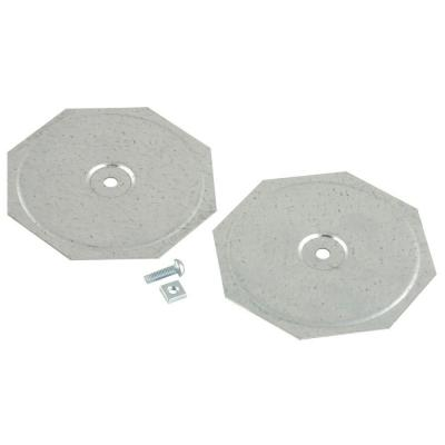 4 in. Two Piece Knockout Seal (10-Pack)