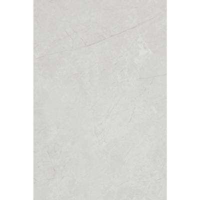 Delray White 8 in. x 12 in. Ceramic Wall Tile (16.15 sq. ft. / case)