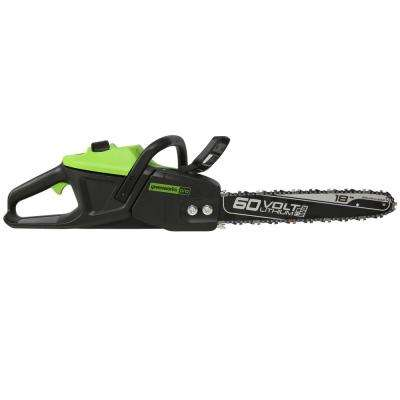 PRO 18 in. 60-Volt Battery Cordless Chainsaw, Battery Not Included CS60L03