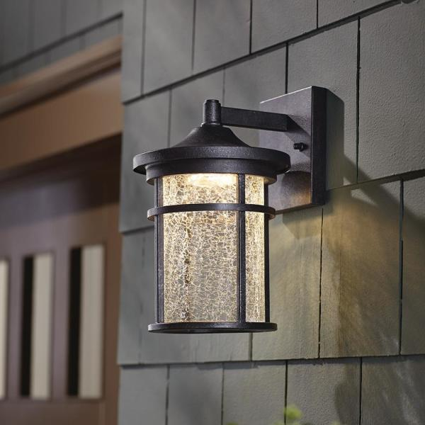 Home Decorators Collection Westbury, Outdoor Wall Downlights Led