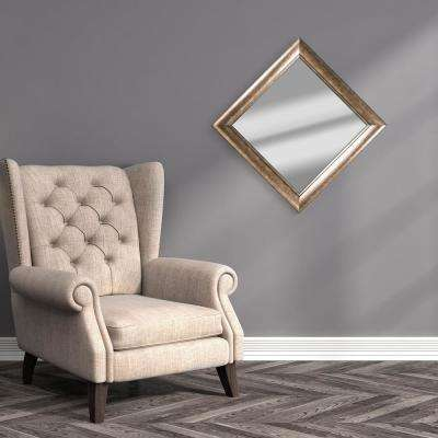 Hartley Square Gold Vanity Mirror