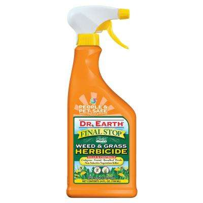 24 oz. Ready-to-Use Weed and Grass Herbicide