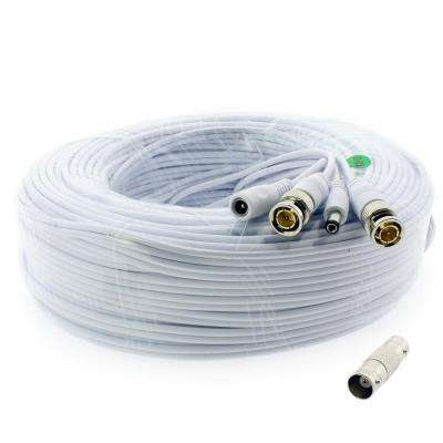 150 ft. Premium 1080p HD Ready BNC Video Power Extension Cable Universal Compatible with All Brands Surveillance CCTV