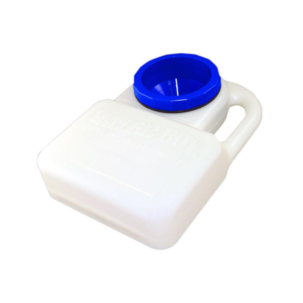 PortablePET WaterBoy No Spill Container 3 quarts