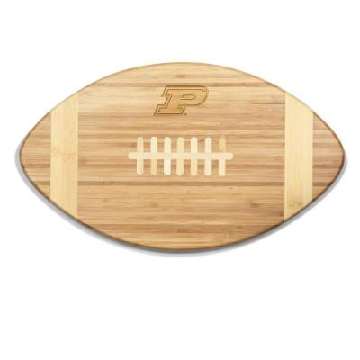 Purdue Boilermakers Touchdown Bamboo Cutting Board