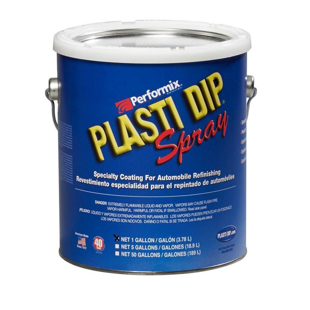 plasti dip 1 gal blue plasti dip spray 10104s the home depot. Black Bedroom Furniture Sets. Home Design Ideas