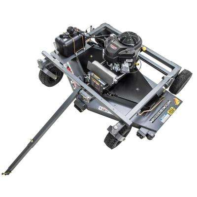 Commercial Pro 66 in. 14.5-HP Kawasaki Electric Start Finish-Cut Trail Mower