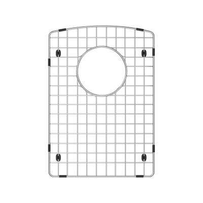 10.88 in. x 15.38 in. Sink Bottom Grid for Blanco 231342 in Stainless Steel