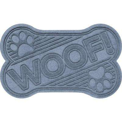Bluestone 24 in. x 36 in. Woof Pet Mat