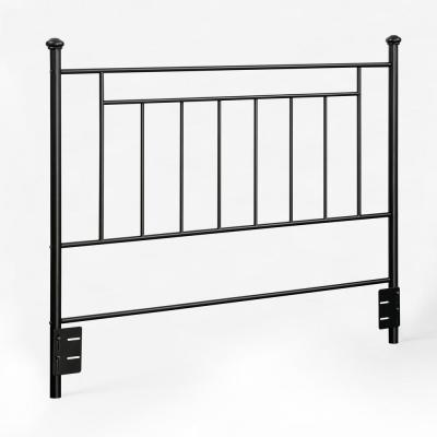 Harrold Black Full/Queen Metal Headboard