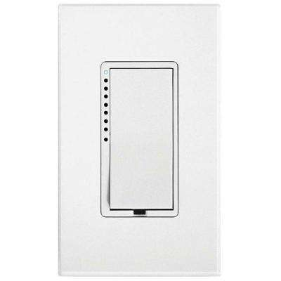 600-Watt Multi-Location CFL-LED Dimmer Switch - White