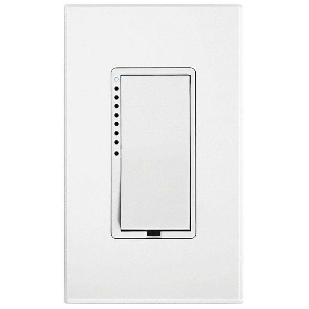 600-Watt Multi-Location CFL-LED Dimmer Switch - White