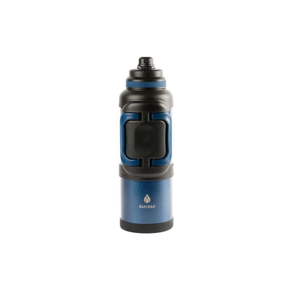 Titan 1 Gal. Sapphire Stainless Steel Vacuum Insulated Jug