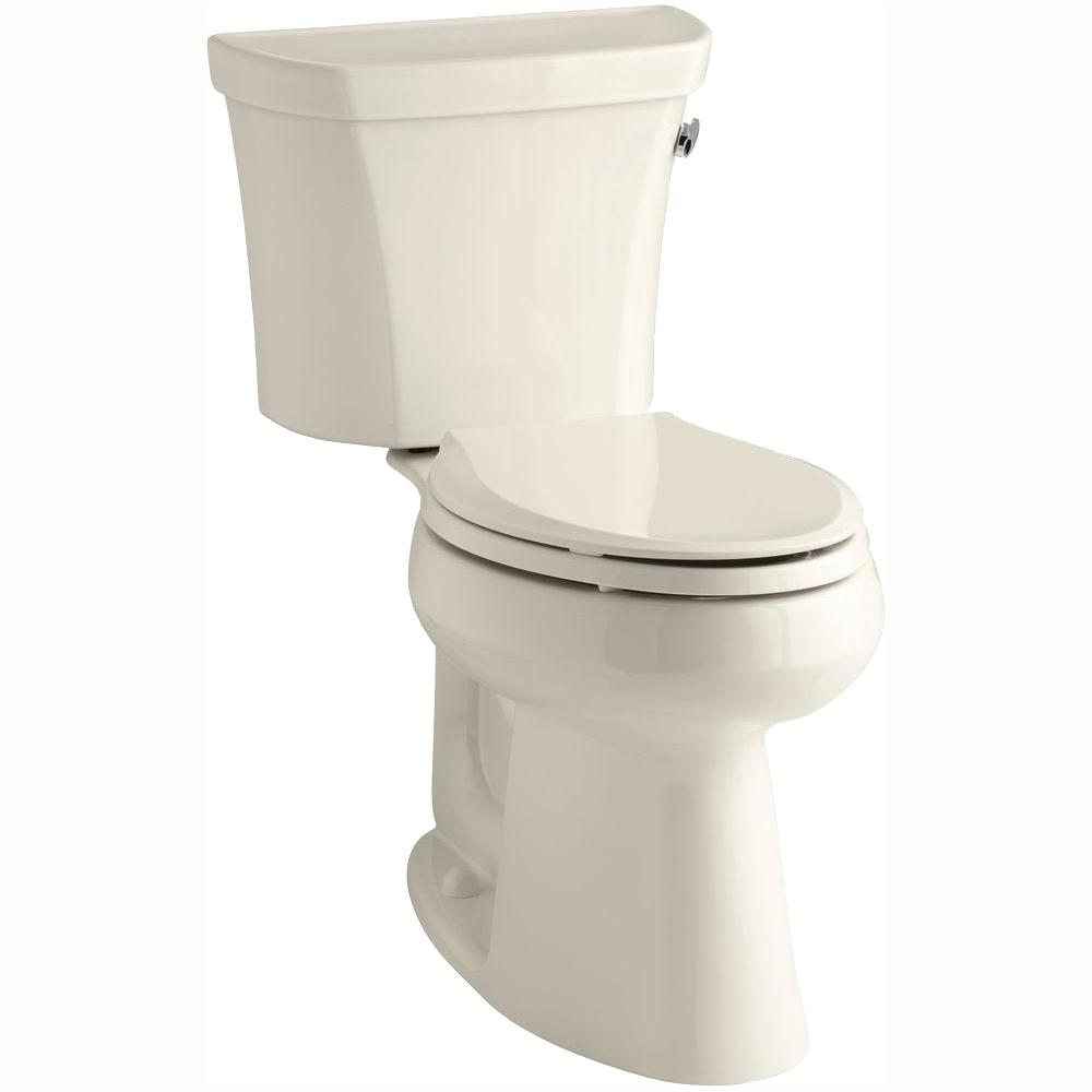 Kohler Highline 2 Piece 1 28 Gpf Single Flush Elongated