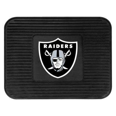Oakland Raiders 14 in. x 17 in. Utility Mat