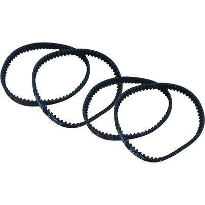 Replacement Belts (4-Piece) fits Shark NV350, HV300 and NV500 Series