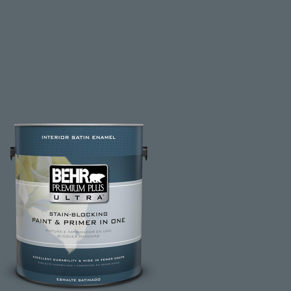 1 gal. #PPU25-20 Le Luxe Satin Enamel Interior Paint