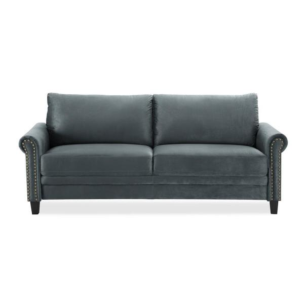 Dark Grey Ashford Collection Sofa