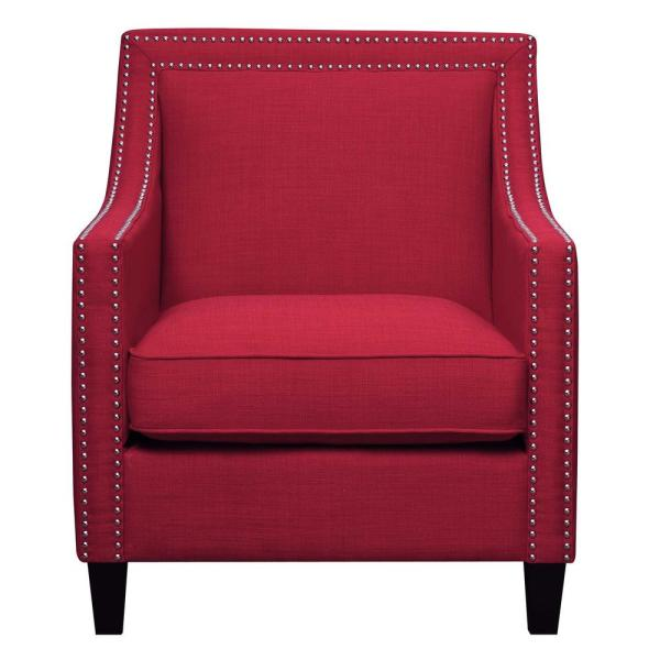 undefined Emery Berry Arm Chair