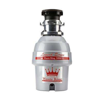 Legend Series 3/4 HP Batch Feed EZ Mount Garbage Disposal