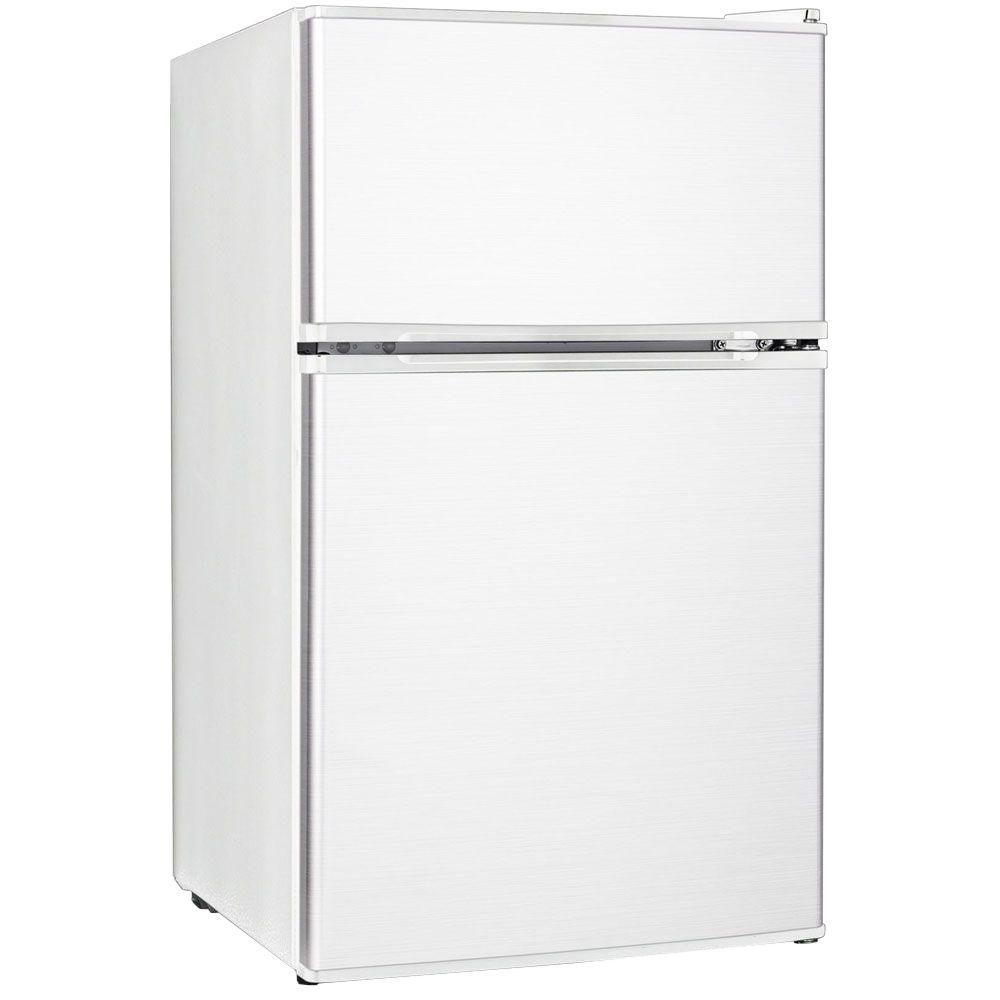 Keystone 3.1 cu. ft. Mini Refrigerator in White