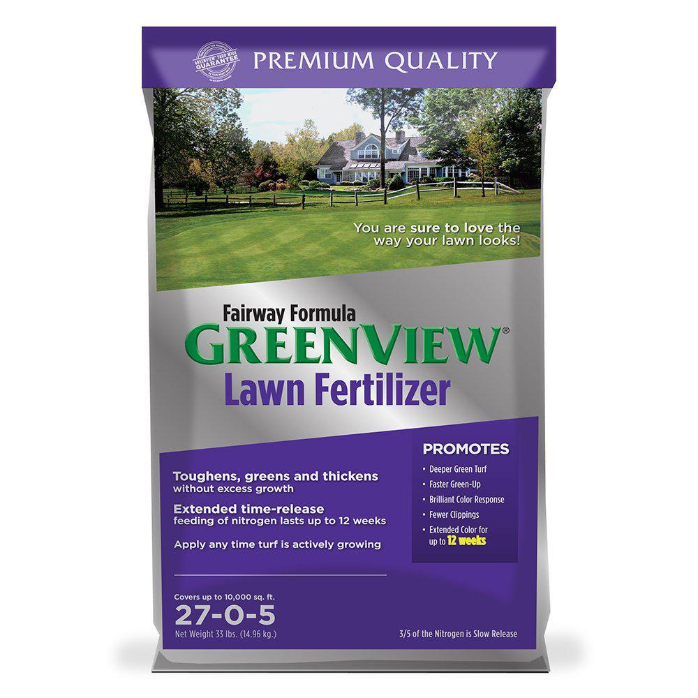 33 lbs. Fairway Formula Lawn Fertilizer