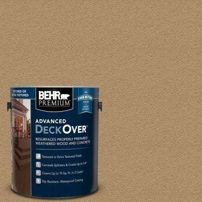 1 gal. #SC-145 Desert Sand Textured Solid Color Exterior Wood and Concrete Coating
