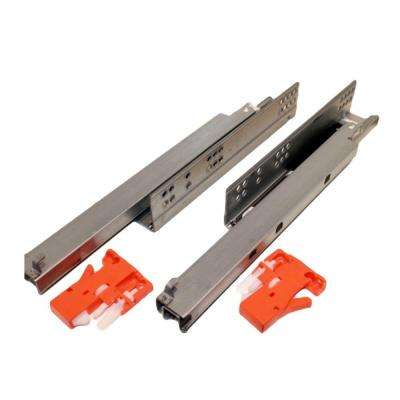 Undermount Drawer Slides Cabinet Hardware The Home Depot
