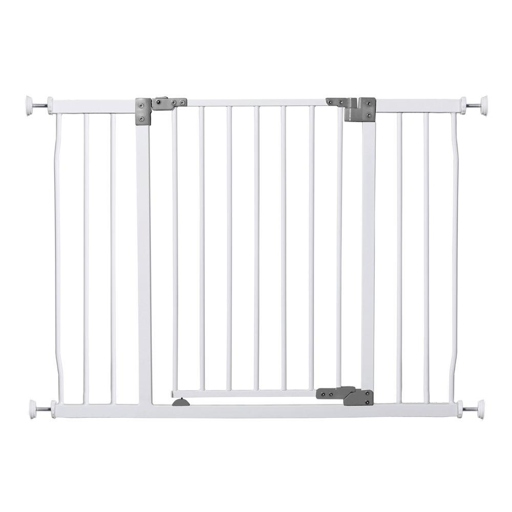 Liberty Extra Wide Auto-Close 30 in. H Security Gate
