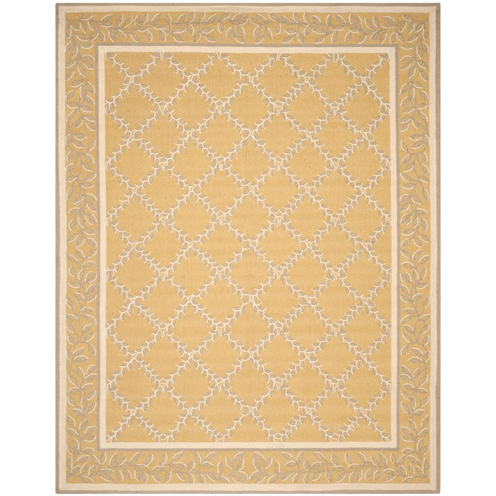 Safavieh Chelsea Yellow Gray 8 Ft X 10 Area Rug