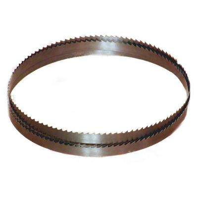 5/8 in. x 4 Teeth per in. Replacement Meat Cutting Band Saw Blade