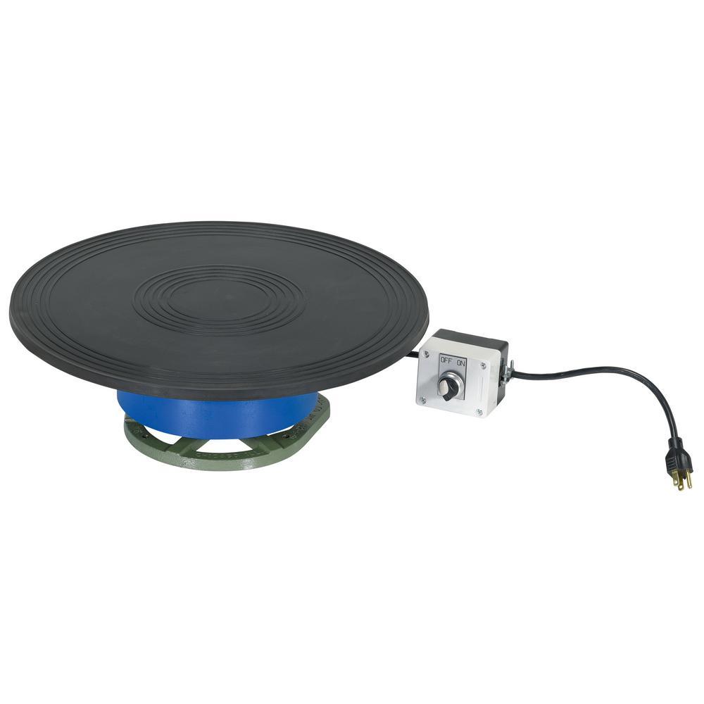 250 lb. Capacity Clockwise Powered Turntable