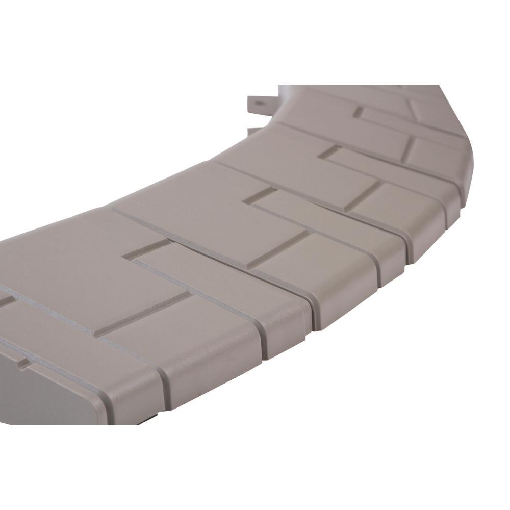 Plastics 6 ft. Quick Curb Edging