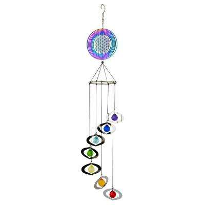 Spiral Tunes Chakra Flower of Life