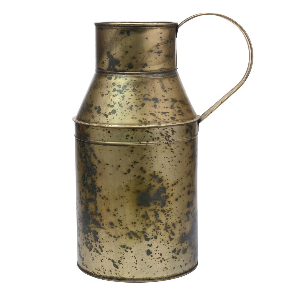 Stonebriar Collection 8 5 In X 17 In Weathered Brass Oil