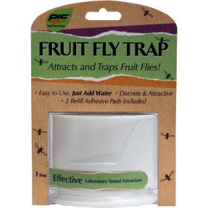 PIC Fruit Fly Trap (6-Pack, 6-Traps)-FFT-H - The Home Depot
