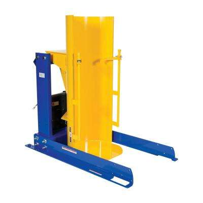 36 in. 1,000 lbs. Capacity Stationary Hydraulic Drum Dumpers