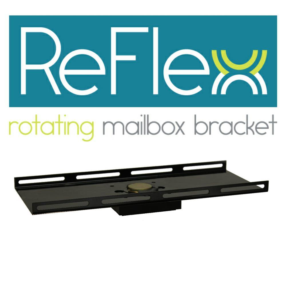 Outdoor Distinctions Reflex Rotating Mailbox Bracket
