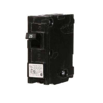 25 Amp Single-Pole Type MP Circuit Breaker