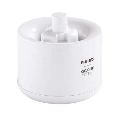 Aquatunes Docking Station with Charging Base in White