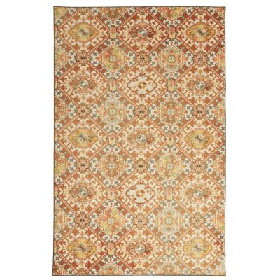 Isle Natural 8 ft. x 10 ft. Ornamental Area Rug