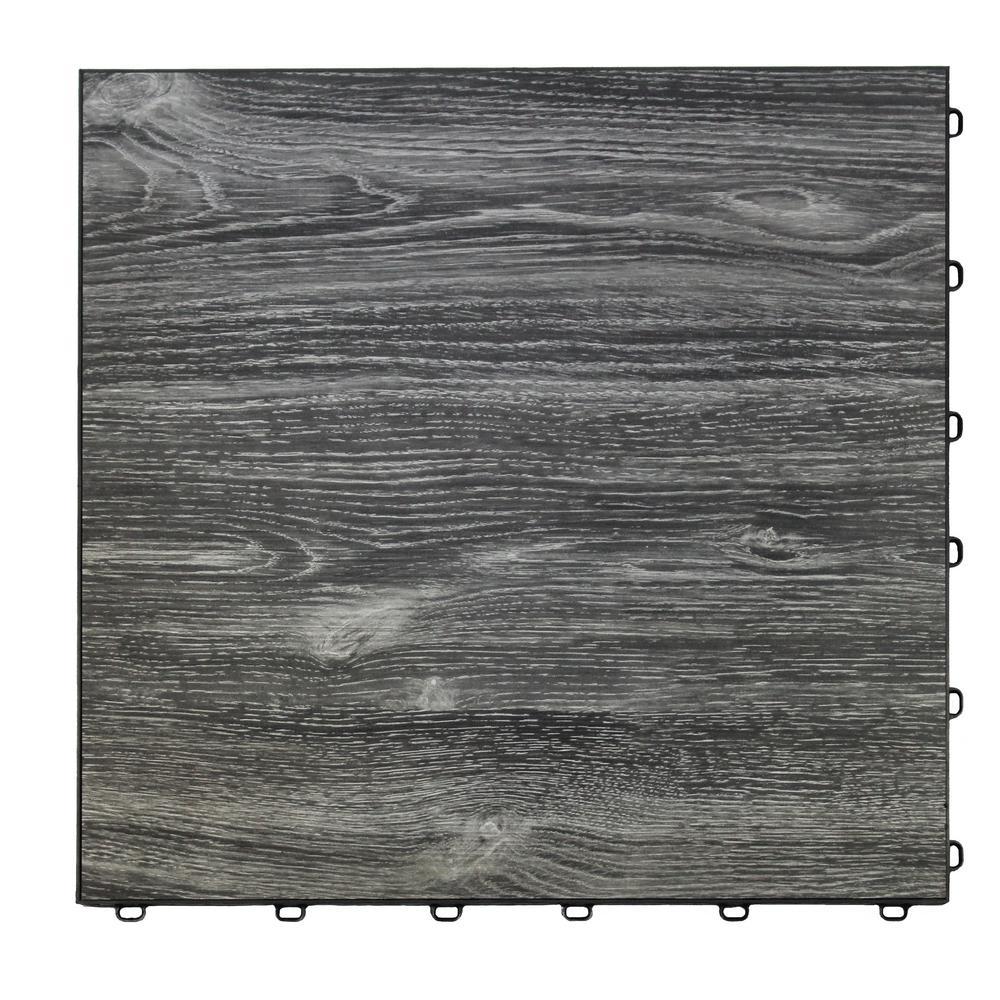 Stain Resistant Vinyl Tile Flooring