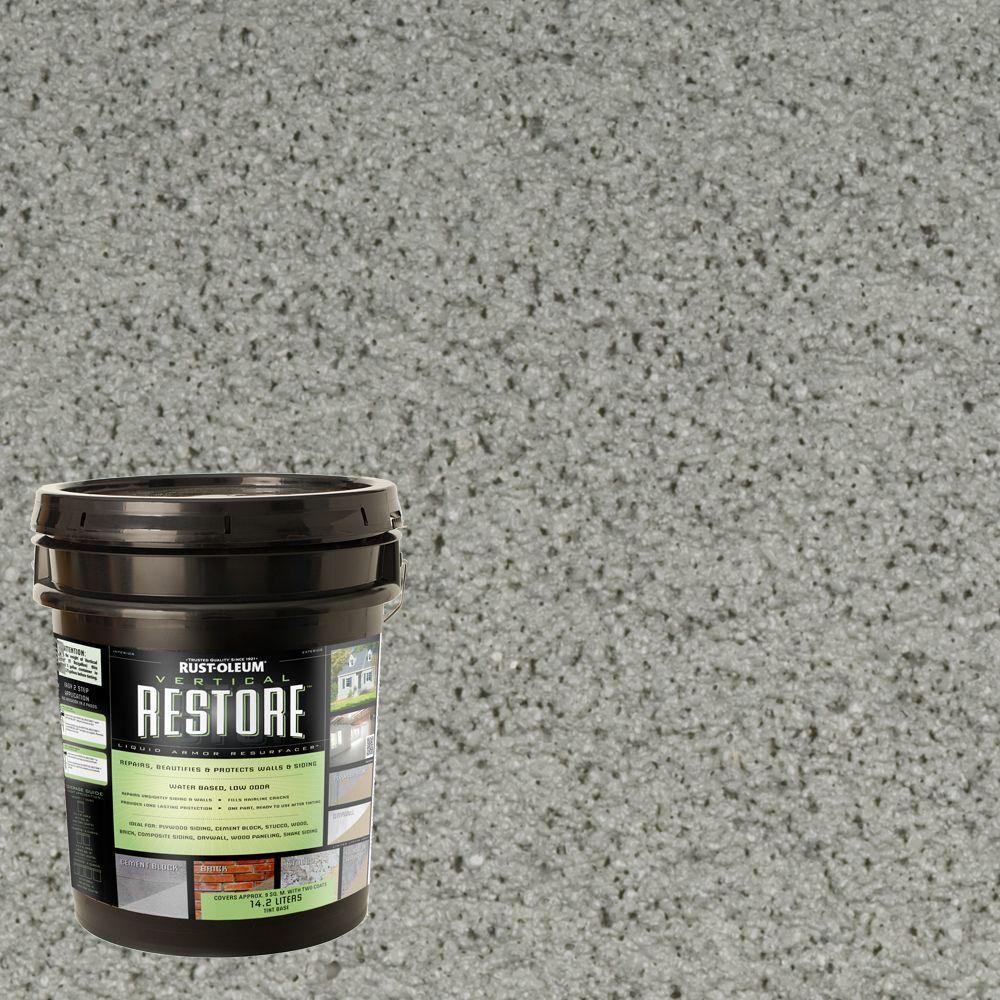 4-gal. Granite Vertical Siding