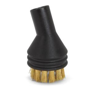 Homeright Small Brass Wire Brush Steammachine 5 Pack