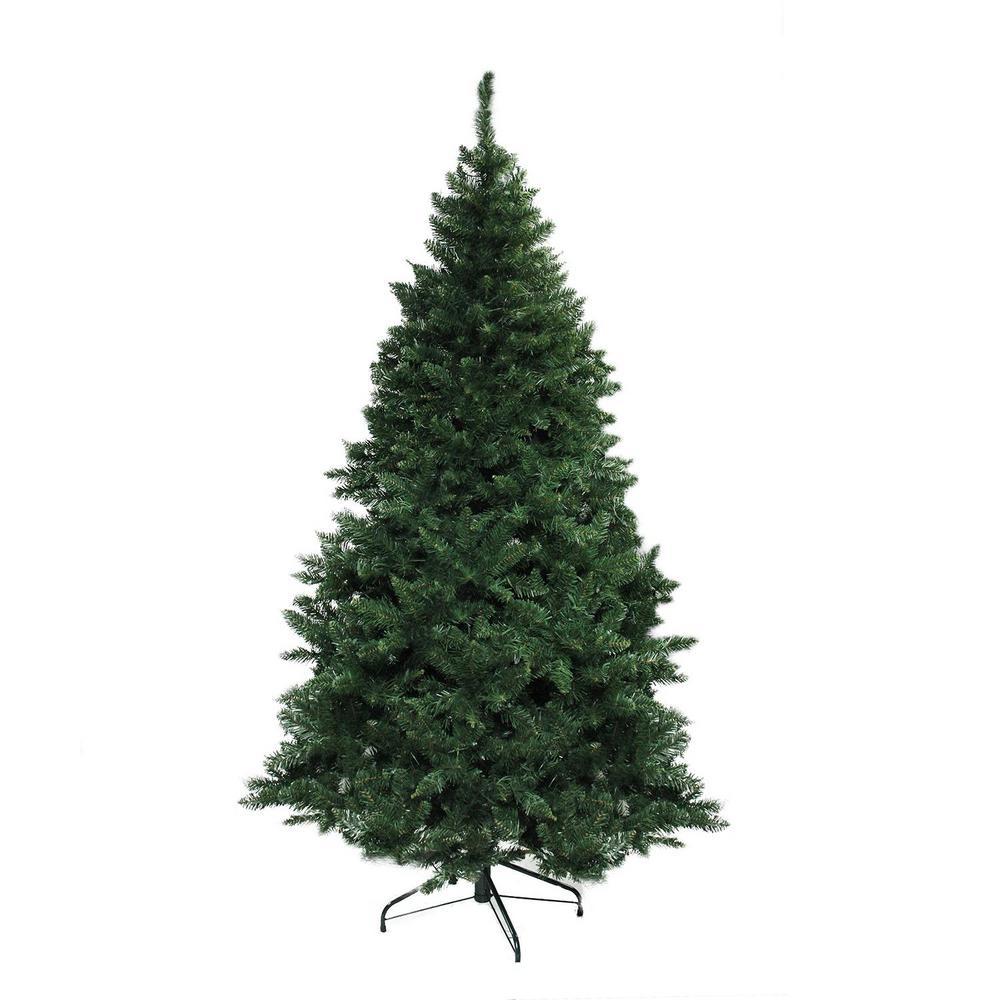 5 Ft Artificial Christmas Tree: Northlight 6.5 Ft. X 49 In. Buffalo Fir Medium Artificial