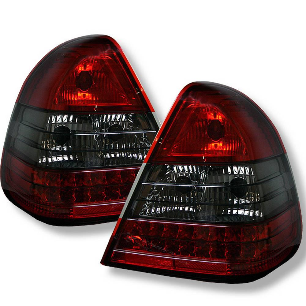 Na Miata Garage Vary Tail Lights: Spyder Auto Mercedes Benz W202 C-Class 94-00 LED Tail