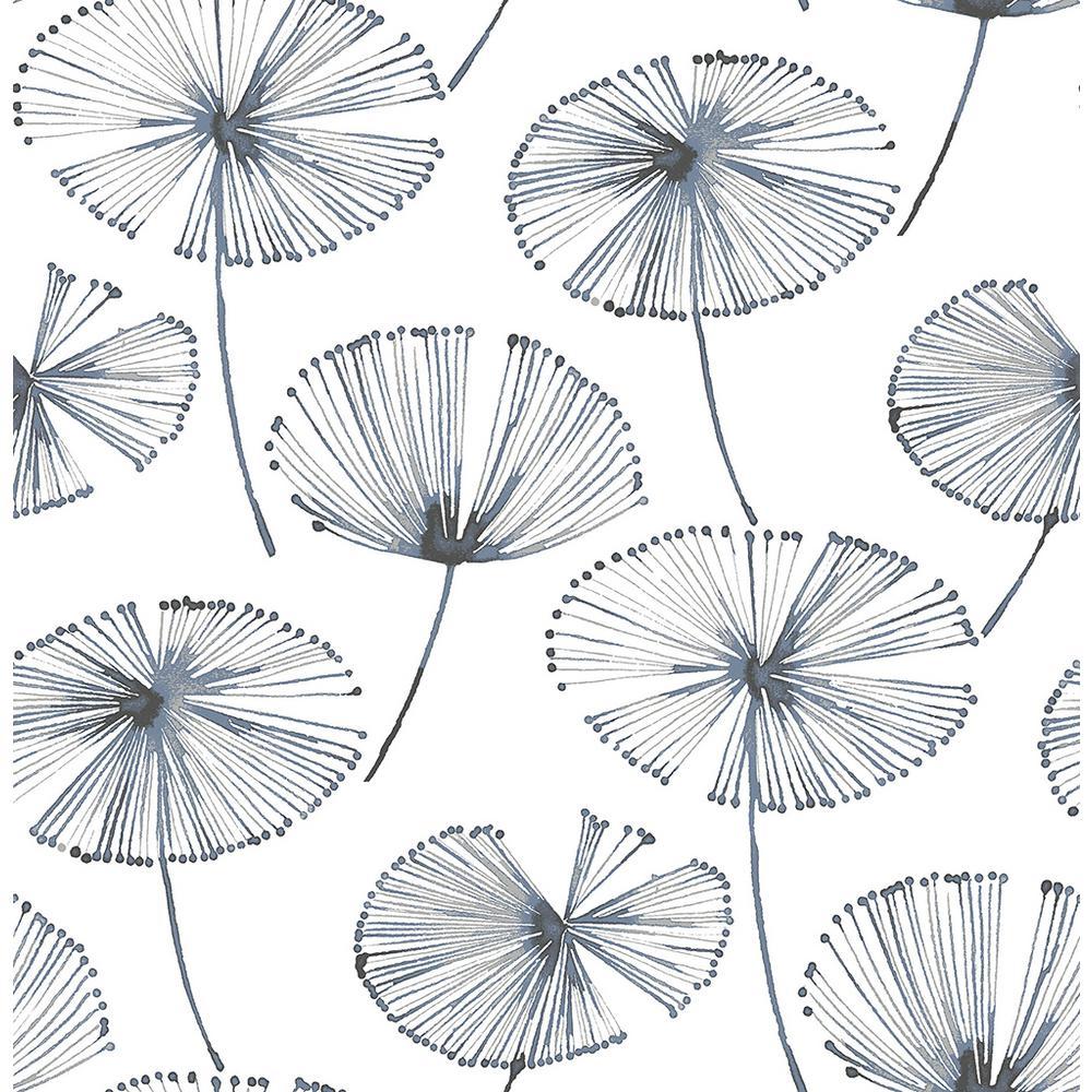 8 in. x 10 in. Aya Peel and Stick Wallpaper Sample