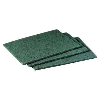 9 in. x 6 in. General Purpose Scouring Pad (10-Pack)