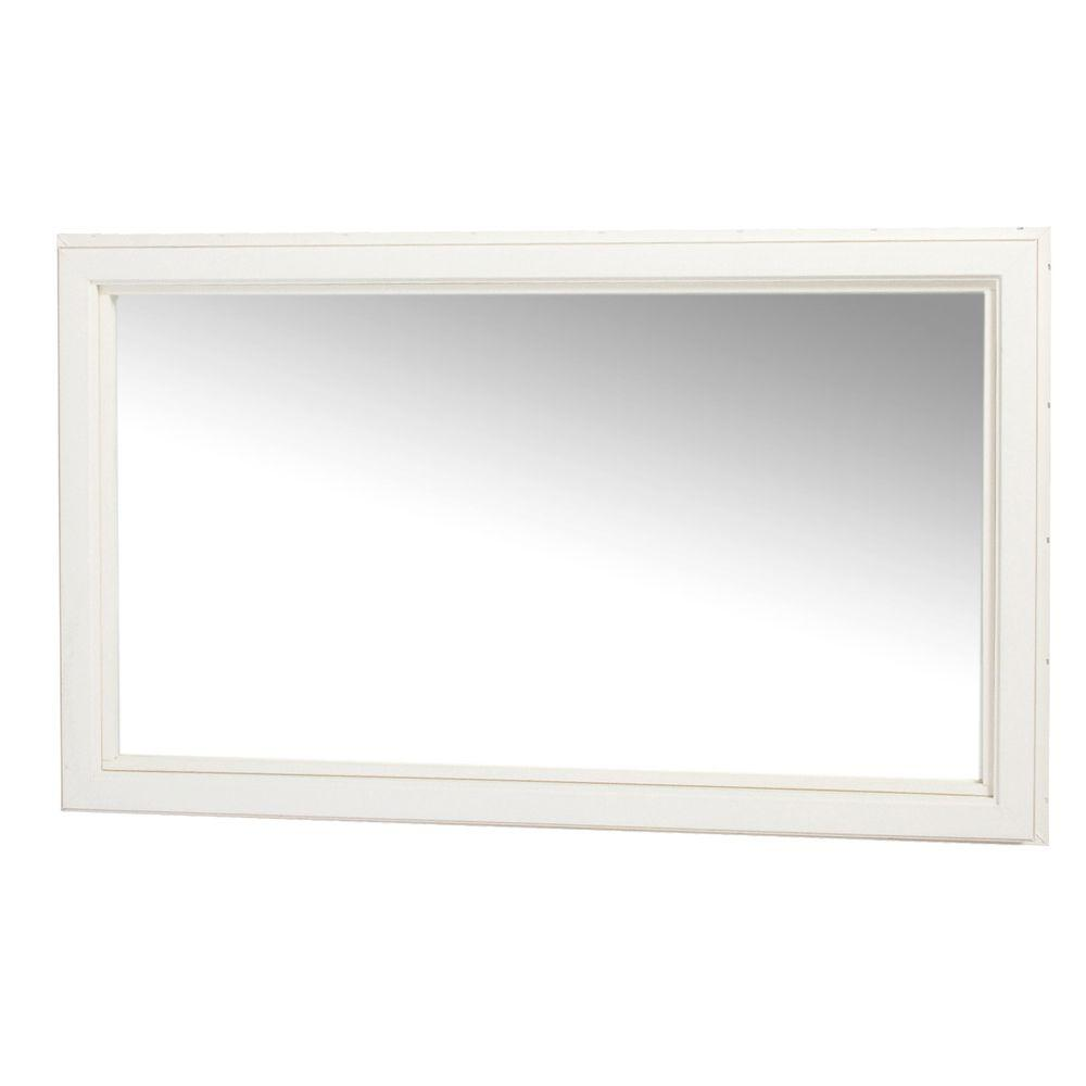 Tafco Windows 60 In X 36 In Casement Picture Window Vc6036 P The