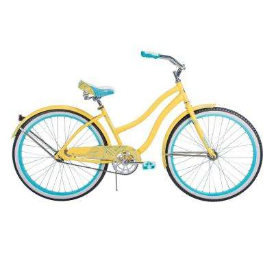 Good Vibrations 26 in. Women's Classic Cruiser Bike